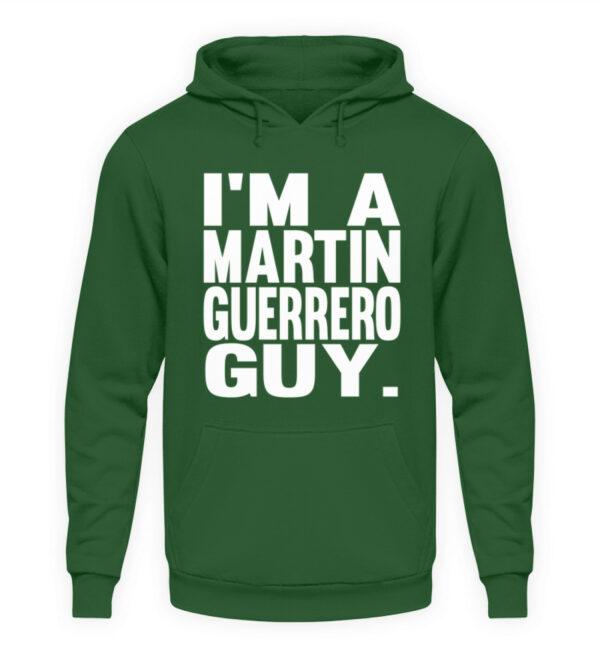 Martin Guerrero Guy - Unisex Kapuzenpullover Hoodie-833
