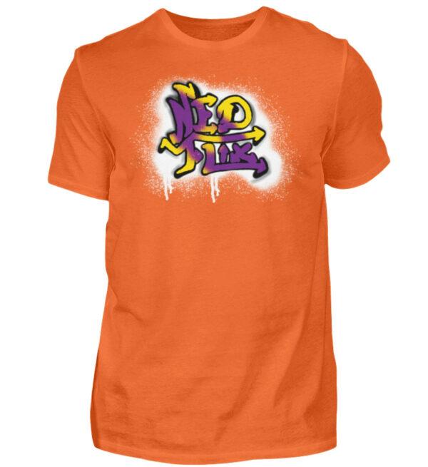 Ned Flix T-Shirt - Herren Shirt-1692