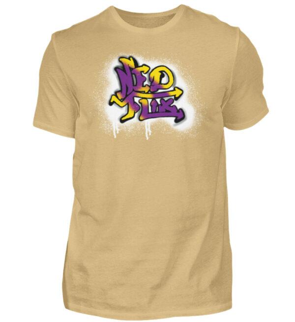 Ned Flix T-Shirt - Herren Shirt-224