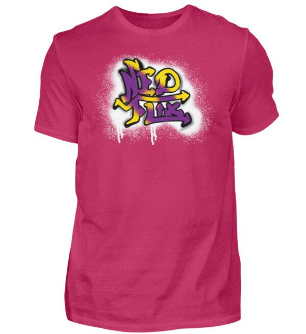 Ned Flix T-Shirt - Herren Shirt-1216