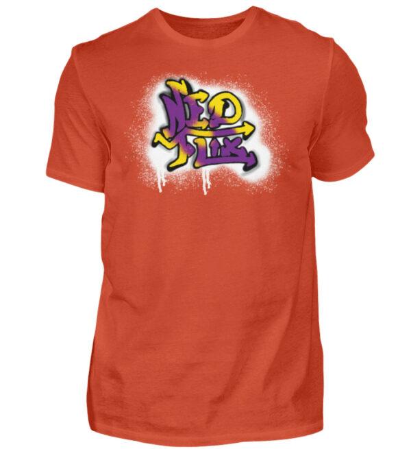 Ned Flix T-Shirt - Herren Shirt-1236
