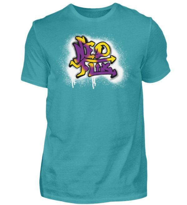 Ned Flix T-Shirt - Herren Shirt-1242