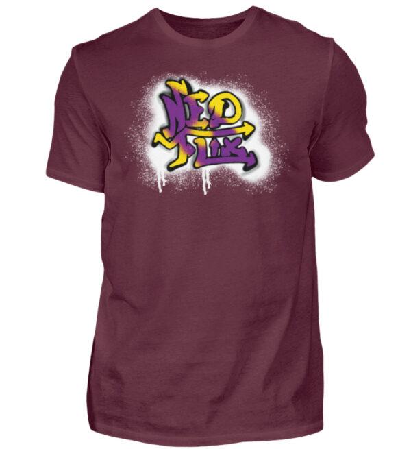 Ned Flix T-Shirt - Herren Shirt-839