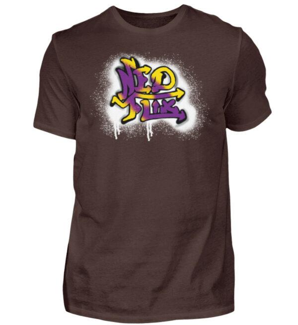 Ned Flix T-Shirt - Herren Shirt-1074