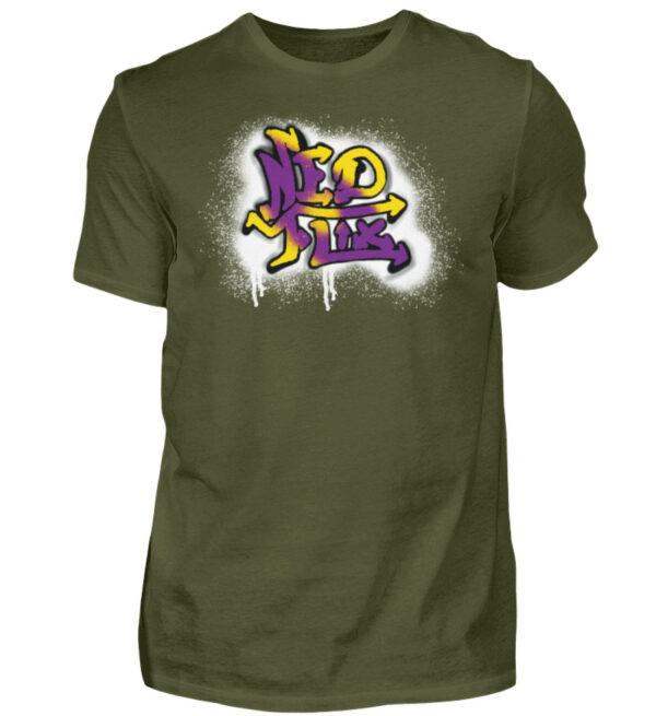 Ned Flix T-Shirt - Herren Shirt-1109