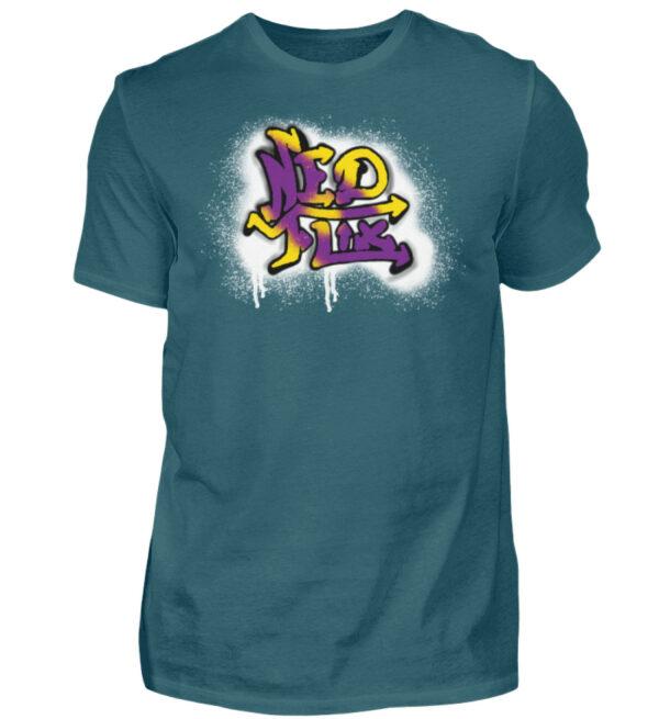 Ned Flix T-Shirt - Herren Shirt-1096