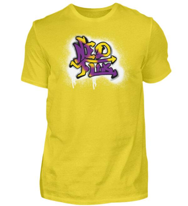 Ned Flix T-Shirt - Herren Shirt-1102