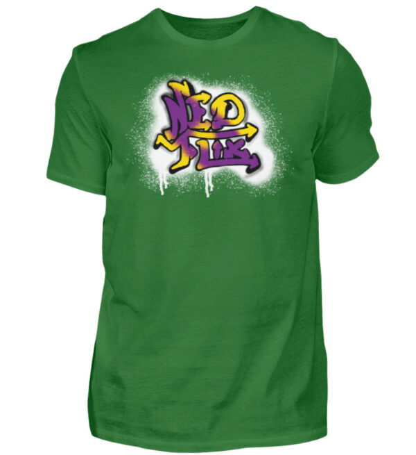 Ned Flix T-Shirt - Herren Shirt-718