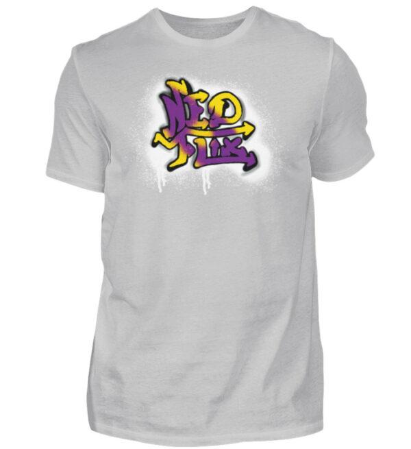 Ned Flix T-Shirt - Herren Shirt-1157