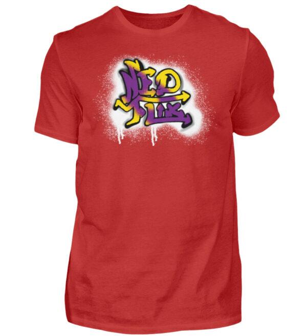 Ned Flix T-Shirt - Herren Shirt-4