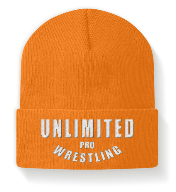 Unlimited Pro Mütze - Beanie-5757