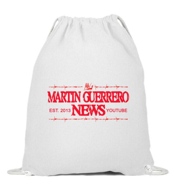Martin Guerrero News Gymsac - Baumwoll Gymsac-3