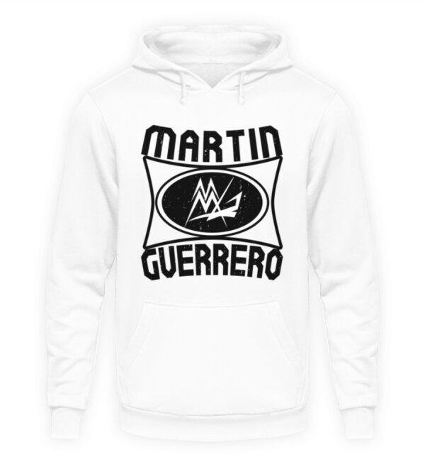 Martin Guerrero Oval Hoodie - Unisex Kapuzenpullover Hoodie-1478