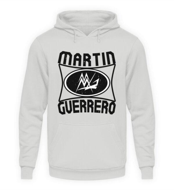 Martin Guerrero Oval Hoodie - Unisex Kapuzenpullover Hoodie-23