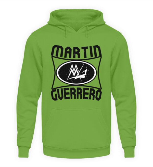 Martin Guerrero Oval Hoodie - Unisex Kapuzenpullover Hoodie-1646