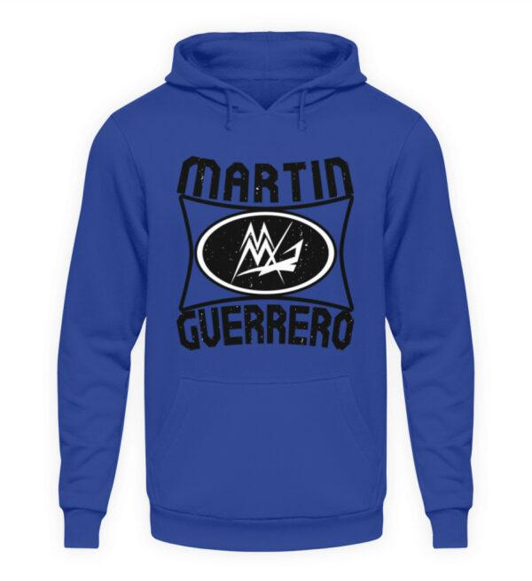 Martin Guerrero Oval Hoodie - Unisex Kapuzenpullover Hoodie-668