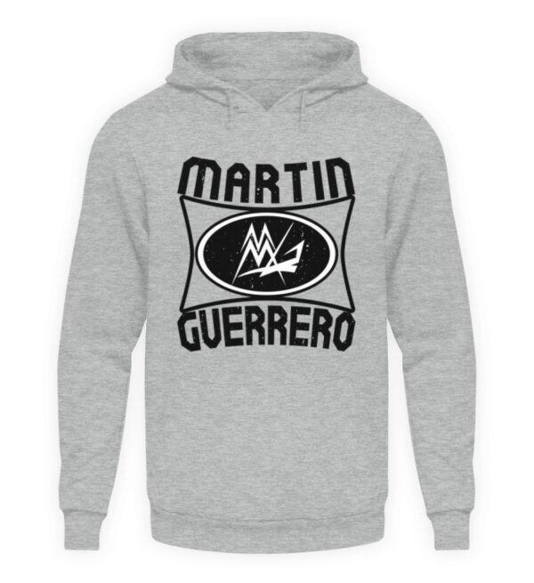 Martin Guerrero Oval Hoodie - Unisex Kapuzenpullover Hoodie-6807