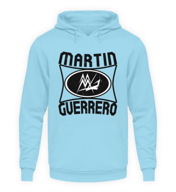 Martin Guerrero Oval Hoodie - Unisex Kapuzenpullover Hoodie-674