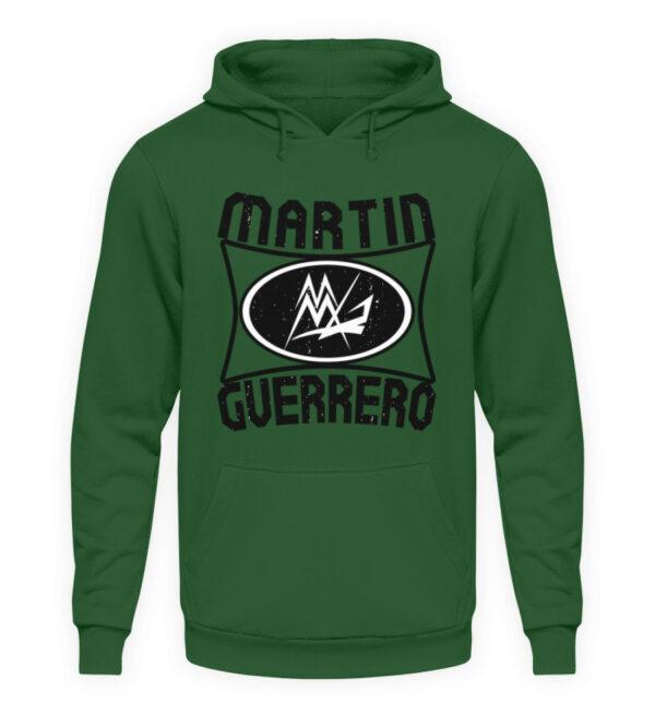 Martin Guerrero Oval Hoodie - Unisex Kapuzenpullover Hoodie-833