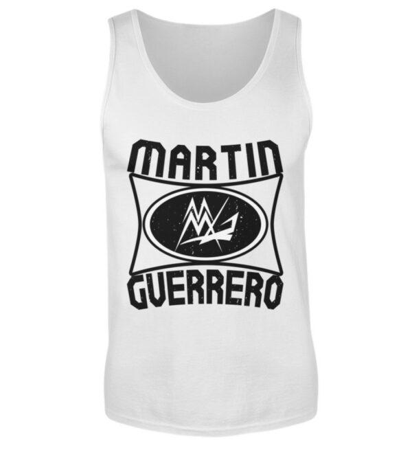 Martin Guerrero Oval Tank-Top - Herren Tanktop-3