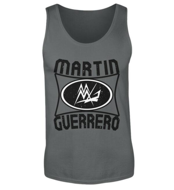 Martin Guerrero Oval Tank-Top - Herren Tanktop-70