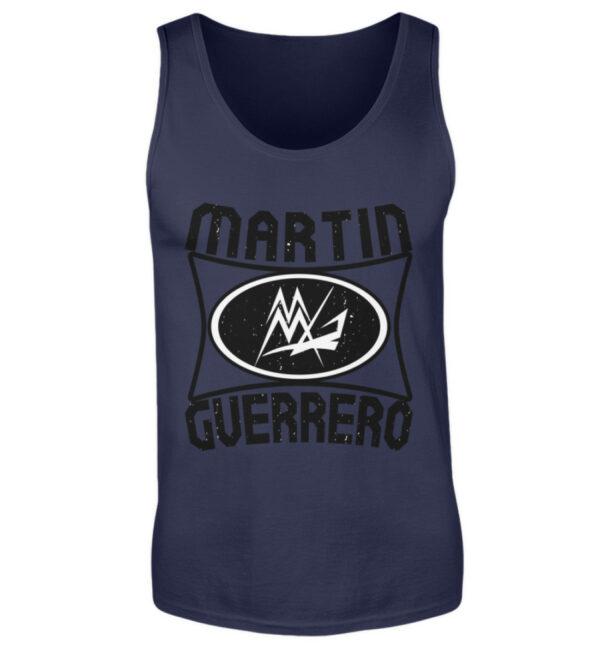 Martin Guerrero Oval Tank-Top - Herren Tanktop-198