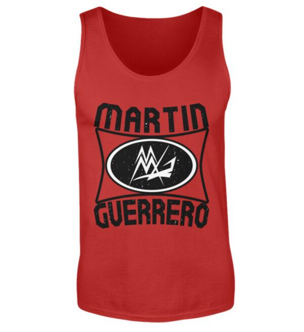 Martin Guerrero Oval Tank-Top - Herren Tanktop-4