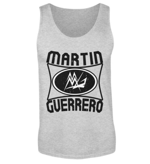 Martin Guerrero Oval Tank-Top - Herren Tanktop-236