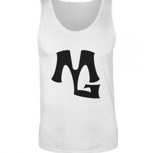 MG Muscle - Herren Tanktop-3