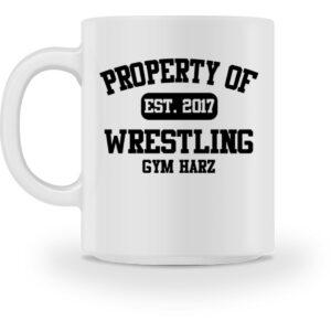 Property Wrestling Gym Tasse - Tasse-3