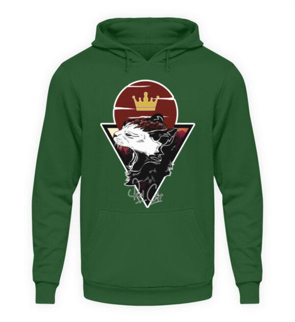 Red Cat Logo Hoodie - Unisex Kapuzenpullover Hoodie-833