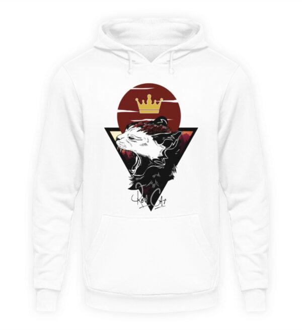 Red Cat Logo Hoodie - Unisex Kapuzenpullover Hoodie-1478