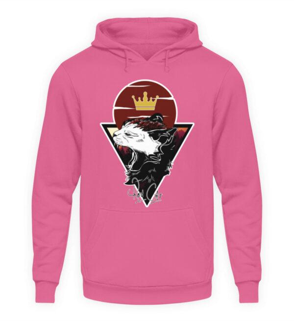 Red Cat Logo Hoodie - Unisex Kapuzenpullover Hoodie-1521