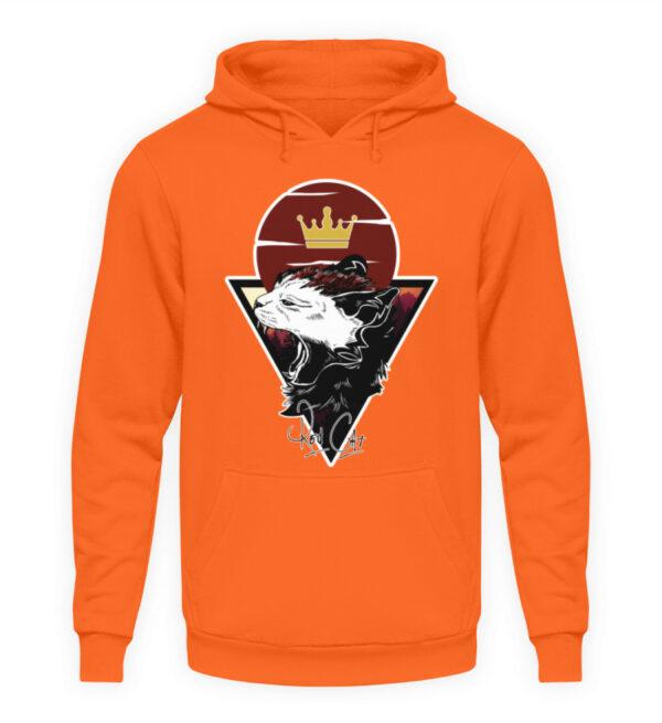 Red Cat Logo Hoodie - Unisex Kapuzenpullover Hoodie-1692