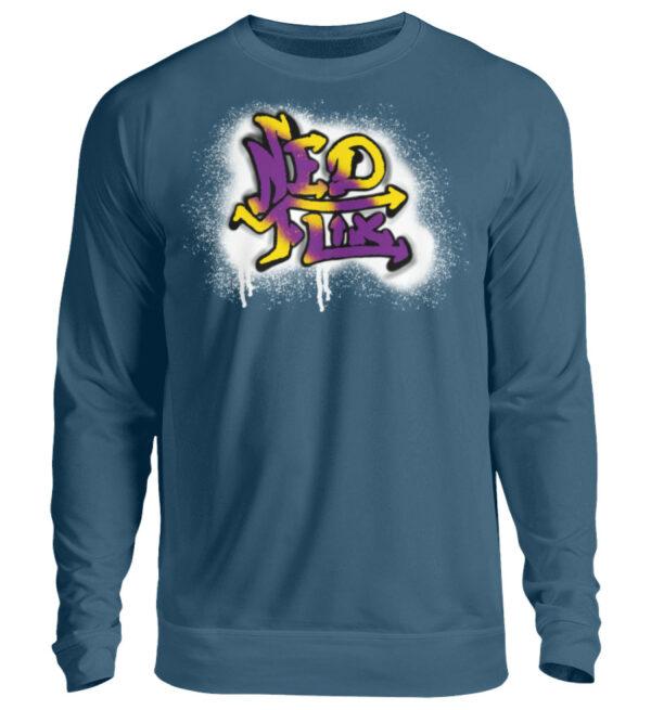 Ned Flix Sweatshirt - Unisex Pullover-1461
