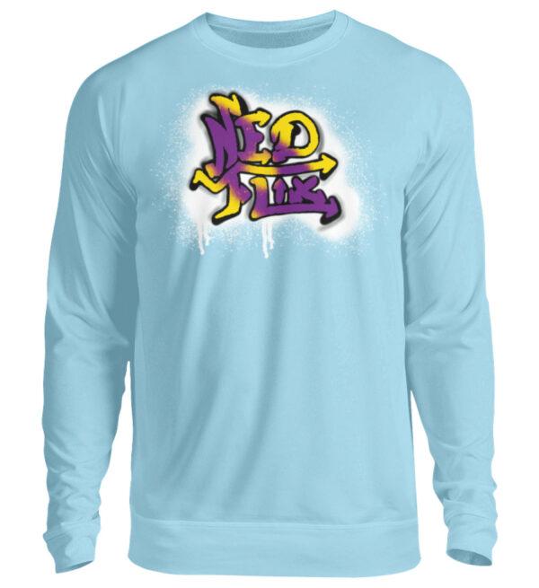 Ned Flix Sweatshirt - Unisex Pullover-674