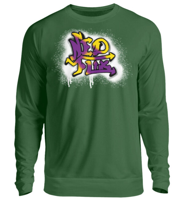 Ned Flix Sweatshirt - Unisex Pullover-833