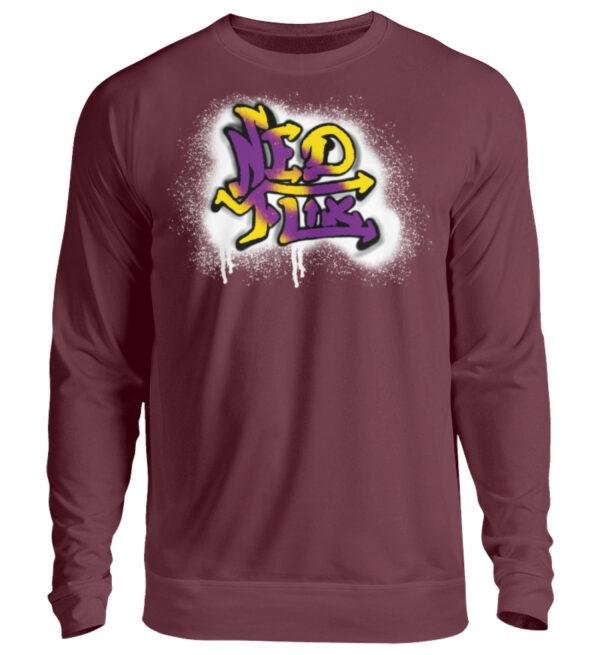 Ned Flix Sweatshirt - Unisex Pullover-839