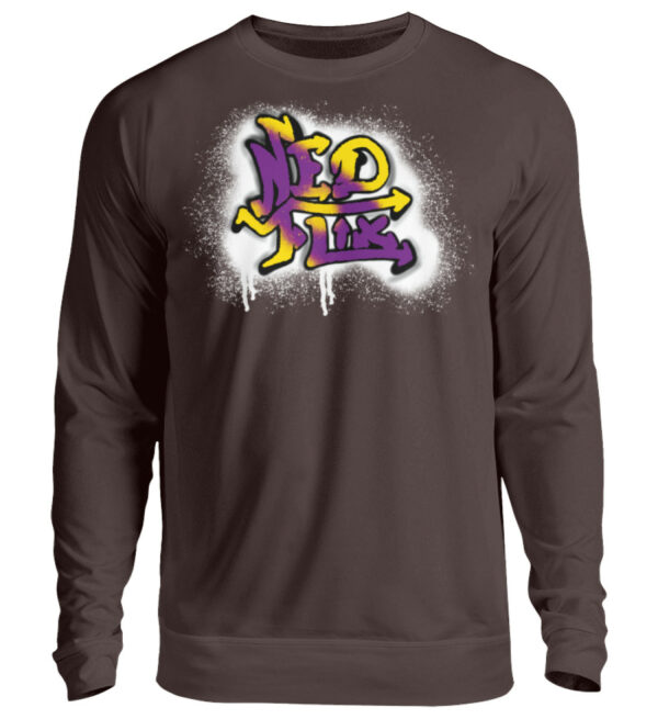 Ned Flix Sweatshirt - Unisex Pullover-1604