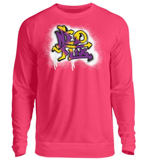 Ned Flix Sweatshirt - Unisex Pullover-1610