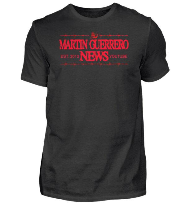Martin Guerrero News - Herren Shirt-16