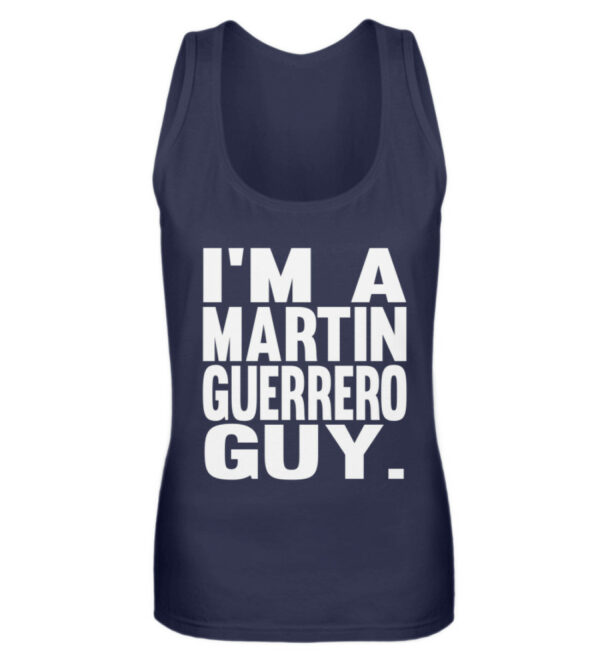Martin Guerrero Guy Girlie Tank-Top - Frauen Tanktop-198