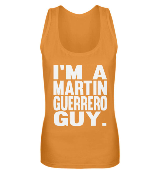 Martin Guerrero Guy Girlie Tank-Top - Frauen Tanktop-20