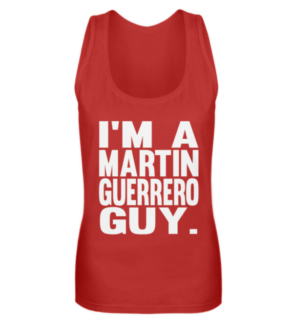 Martin Guerrero Guy Girlie Tank-Top - Frauen Tanktop-4