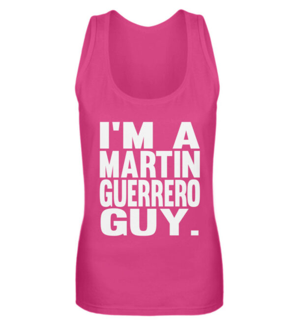 Martin Guerrero Guy Girlie Tank-Top - Frauen Tanktop-28
