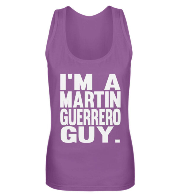 Martin Guerrero Guy Girlie Tank-Top - Frauen Tanktop-31