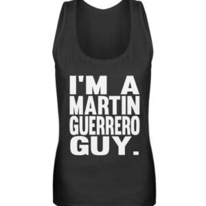 Martin Guerrero Guy Girlie Tank-Top - Frauen Tanktop-16