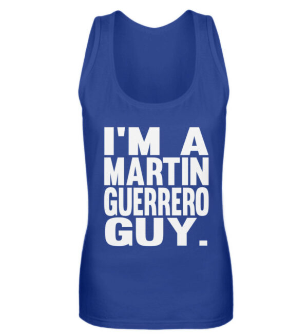 Martin Guerrero Guy Girlie Tank-Top - Frauen Tanktop-27