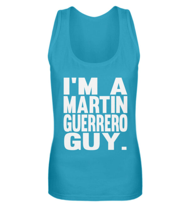 Martin Guerrero Guy Girlie Tank-Top - Frauen Tanktop-3175