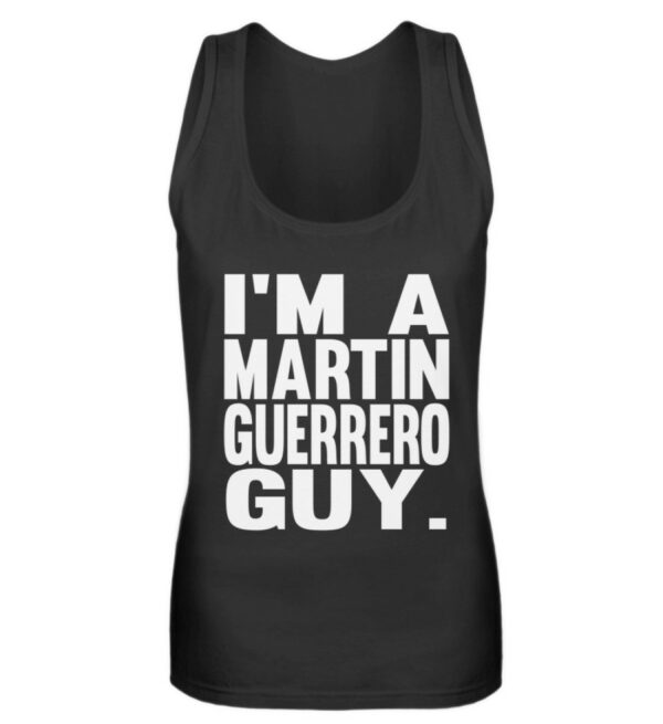 Martin Guerrero Guy Girlie Tank-Top - Frauen Tanktop-16